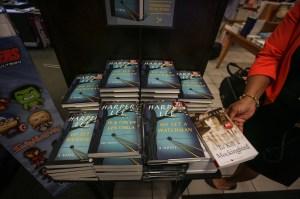 Harper Lee publishes new novel after 55 years