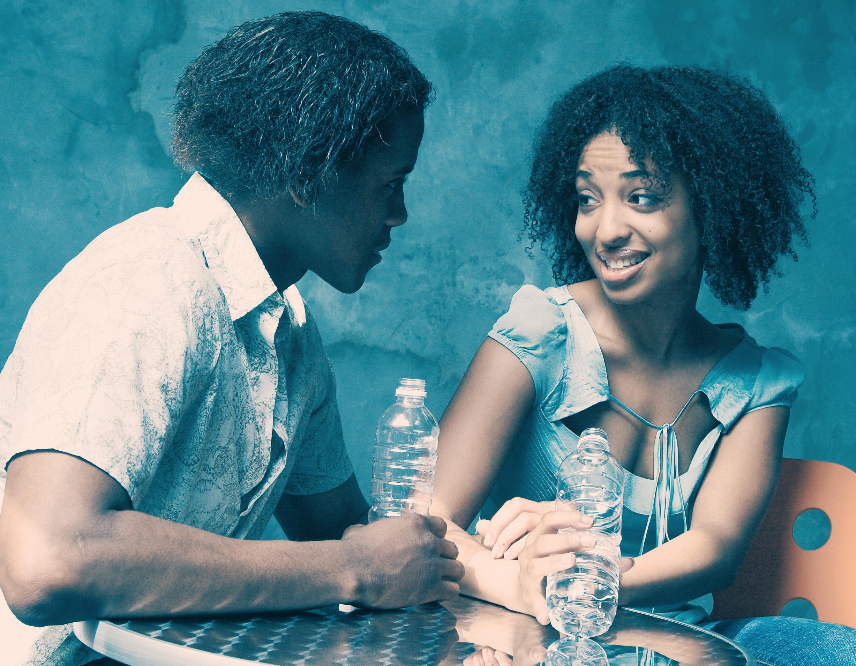 Couple bad date