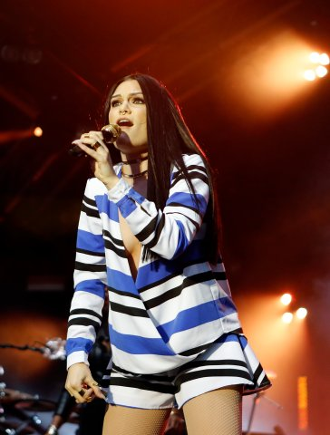 Jessie J Performs At Somerset House