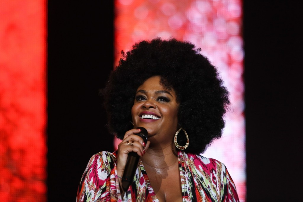 Jill Scott Performs in Johannesburg, South Africa