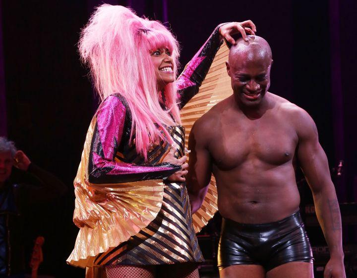 Taye Diggs Makes His Hedwig Debut
