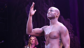 Taye Diggs Debut Performance In Broadway's 'Hedwig And The Angry Inch'