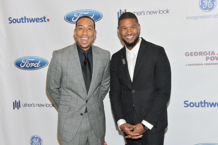 Usher's New Look United To Ignite Awards President's Circle Luncheon
