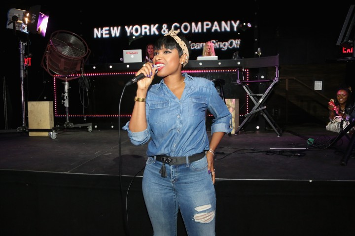 Jennifer Hudson Celebrates Her Campaign Launch for New York & Company's Soho Jeans Collection - Party