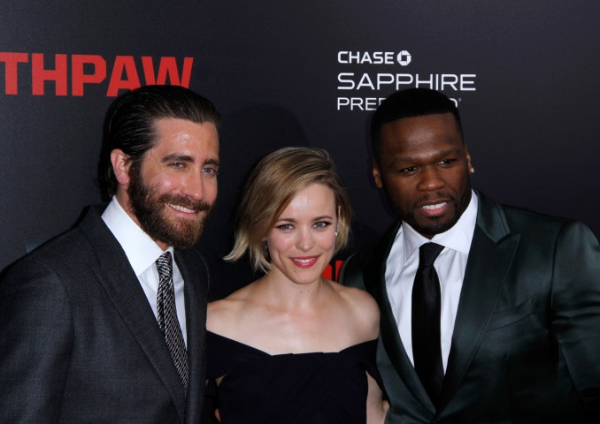 'Southpaw' New York Premiere - Outside Arrivals