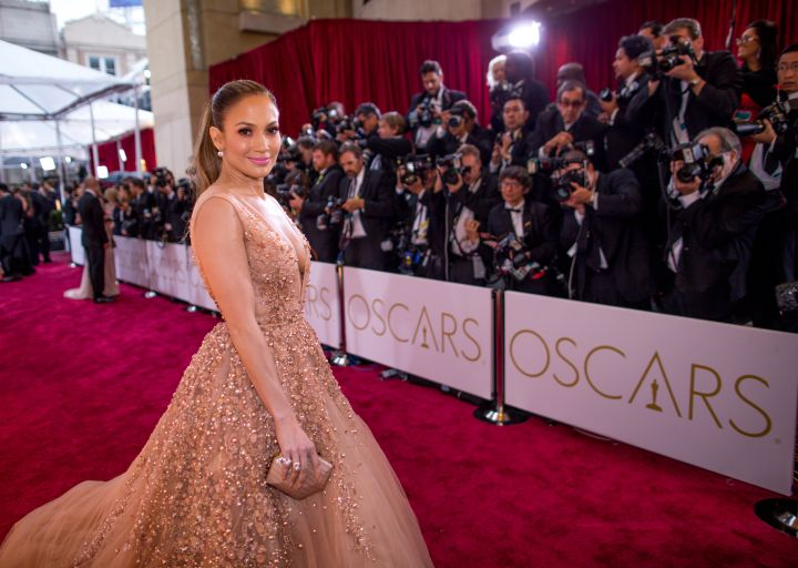 J.Lo: Stops the clock and slays