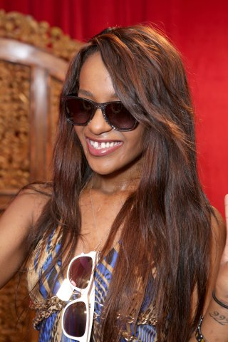 56th GRAMMY Awards - Solstice Sunglasses and Safilo USA At GRAMMY Gift Lounge - Day 3