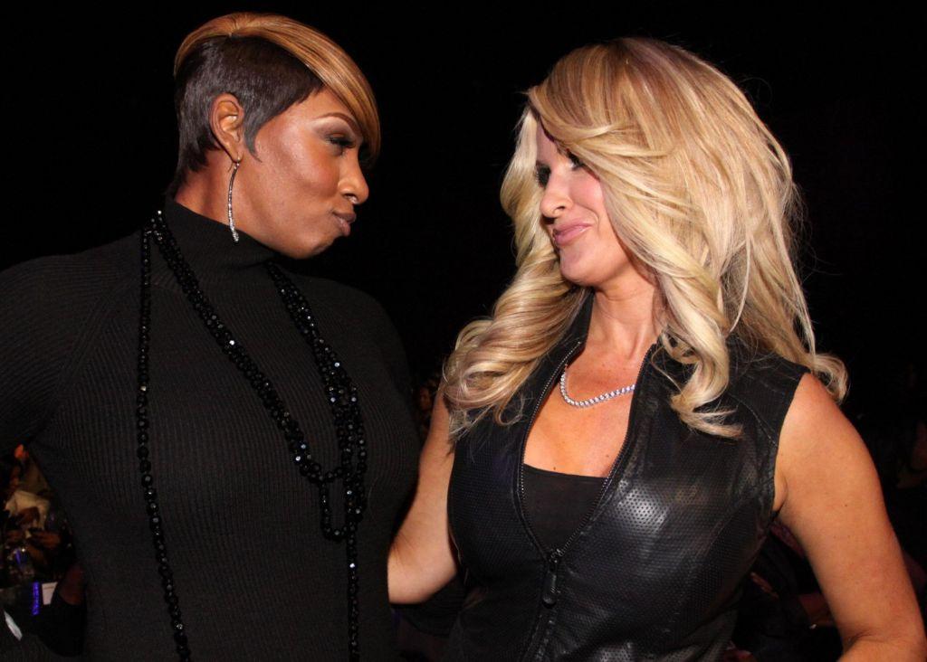 2009 Soul Train Awards - Inside
