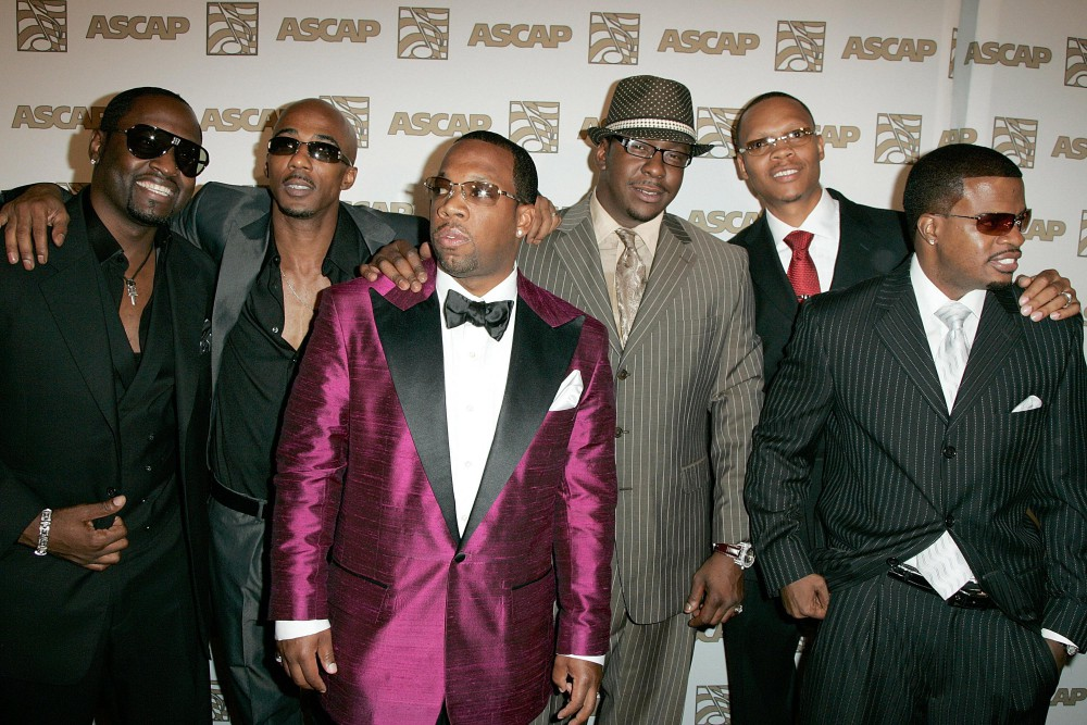 ASCAP Honors New Edition at 21st Annual Rhythm and Soul Music Awards