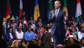 President Obama Addresses Young African Leaders Initiative Summit