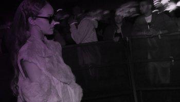 Rihanna Filtered