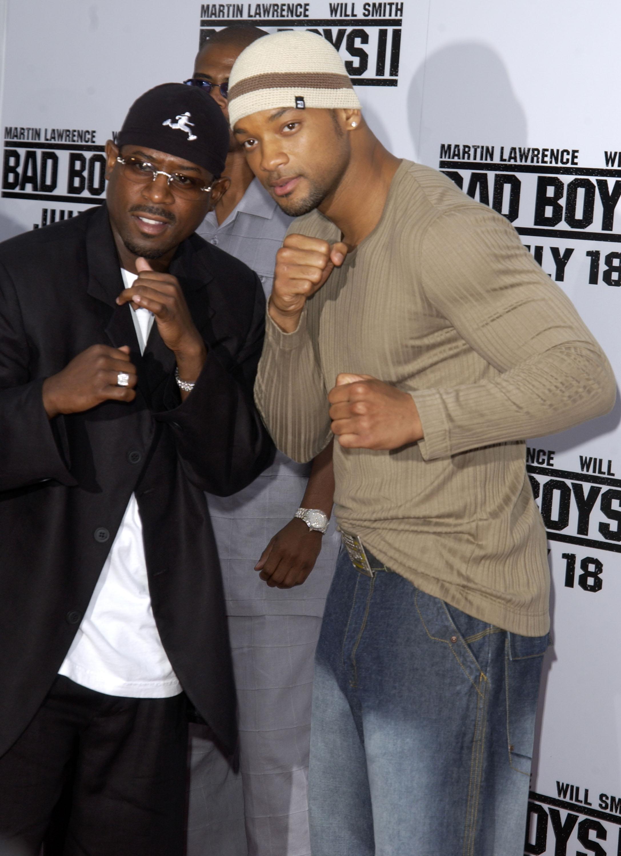 'Bad Boys II' Premiere