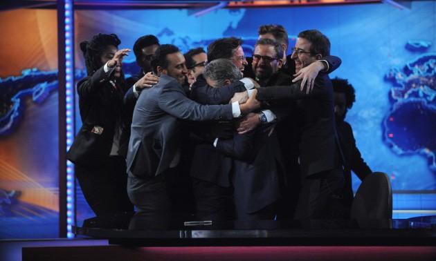 'The Daily Show With Jon Stewart' #JonVoyage