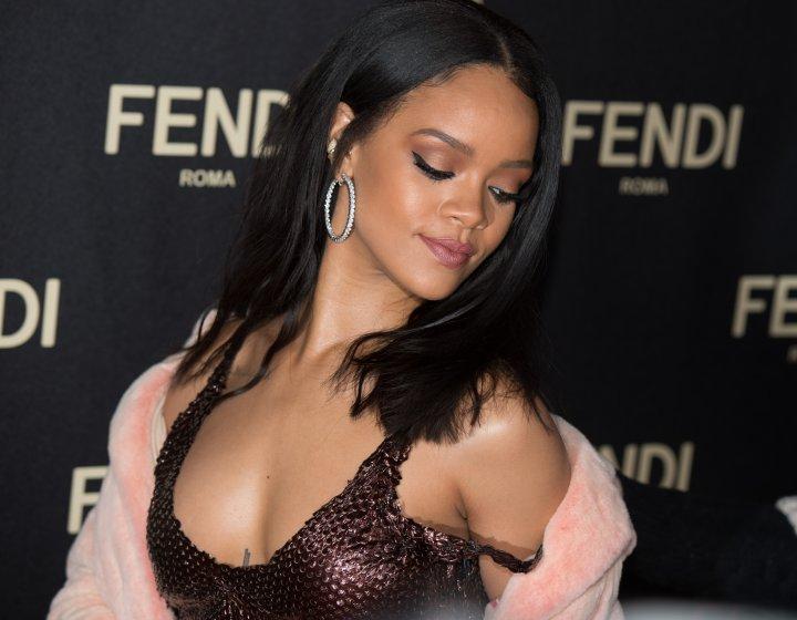 Rihanna Does FENDI