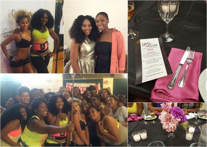 Yandy Smith Hosts Women's Empowerment Weekend