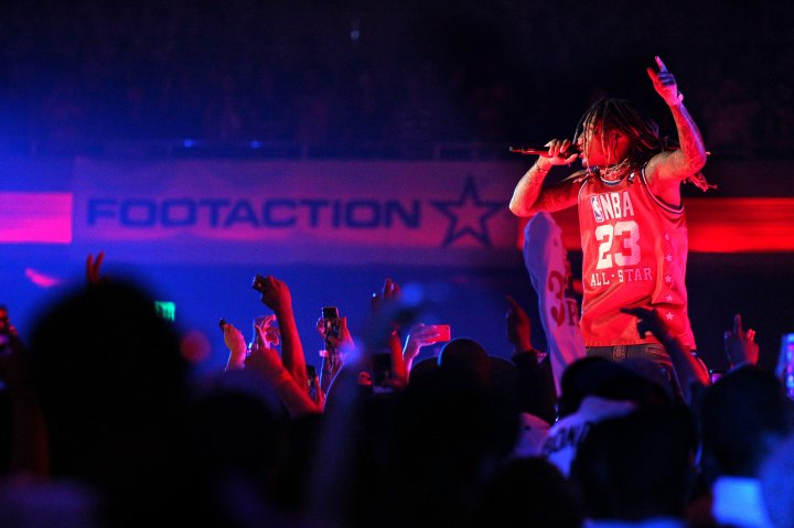 Future: The DS2 Takeover Presented By Footaction