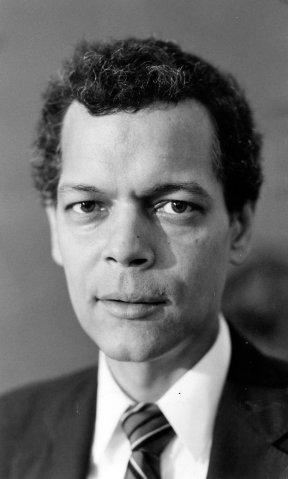 Portrait Of Julian Bond
