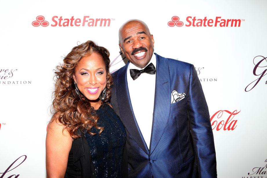 2014 Steve And Marjorie Harvey Foundation Gala
