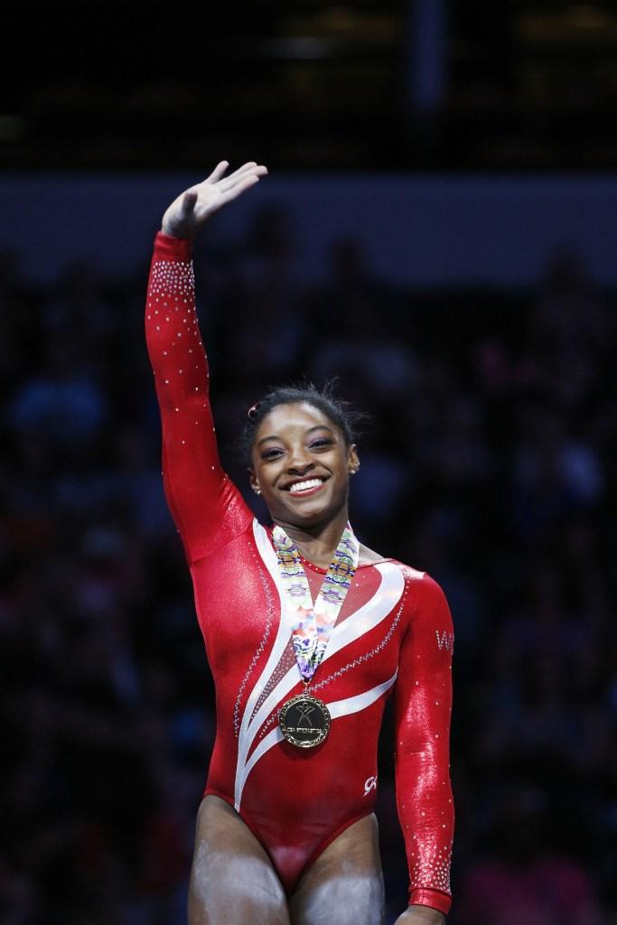 2015 P&G Gymnastics Championships - Women's Final