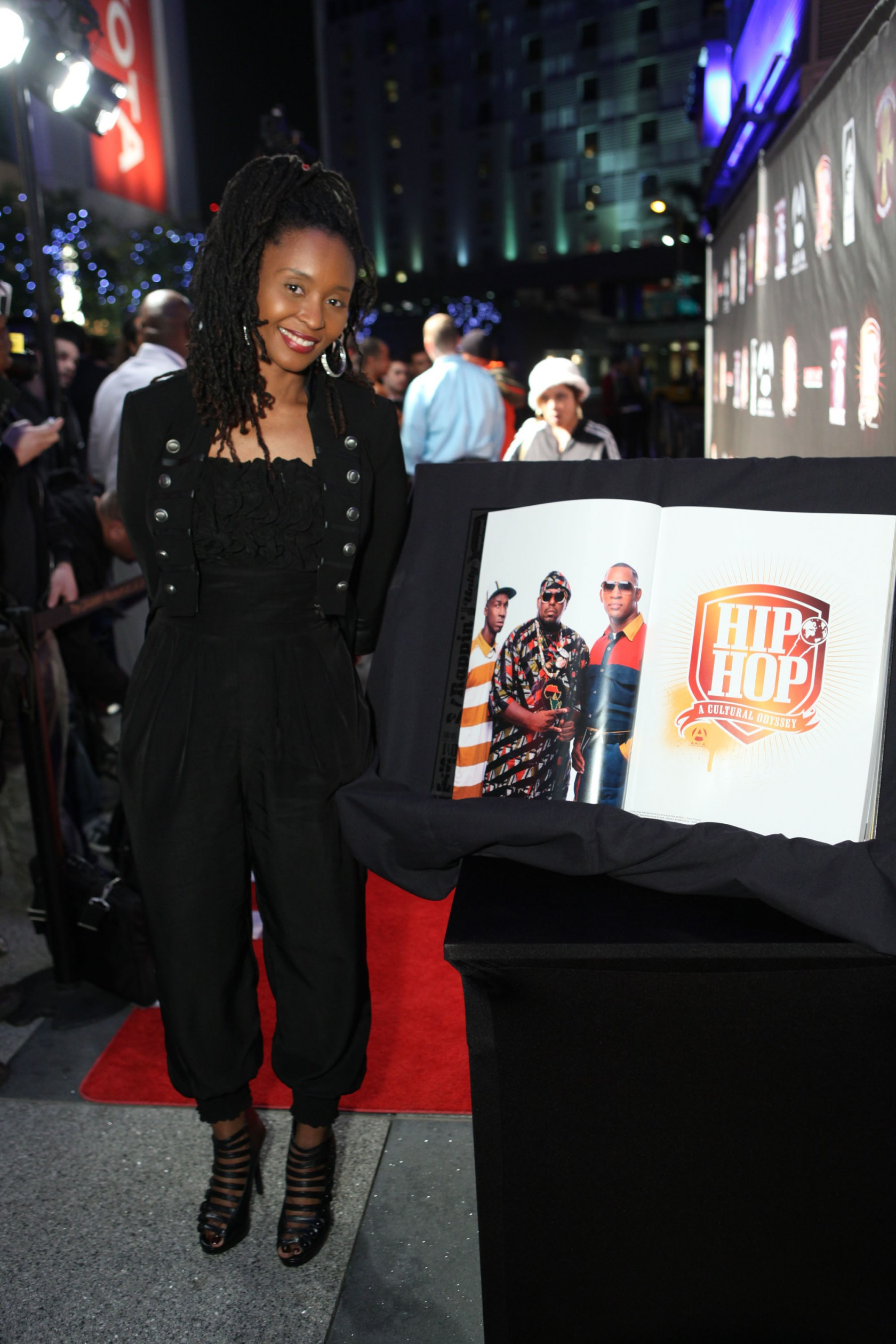 Book Launch For 'Hip Hop: A Cultural Odyssey'