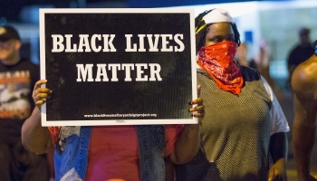 Ferguson Tense After Shootout On Anniversary Of Michael Brown's Death