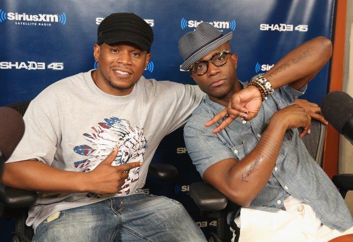 Celebrities Visit SiriusXM Studios - August 18, 2015
