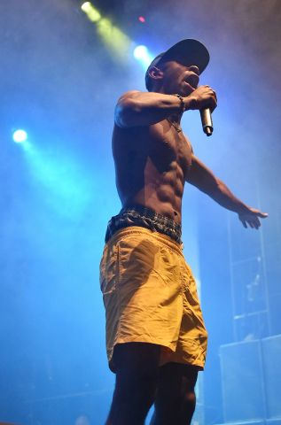 Tyler, The Creator Concert In Moscow