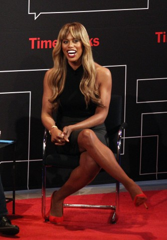 Times Talks Presents An Evening With Laverne Cox