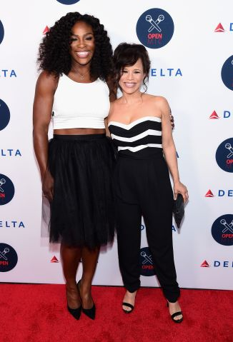 2nd Annual Delta OPEN Mic With Serena Williams