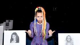 2015 MTV Video Music Awards - Rehearsals