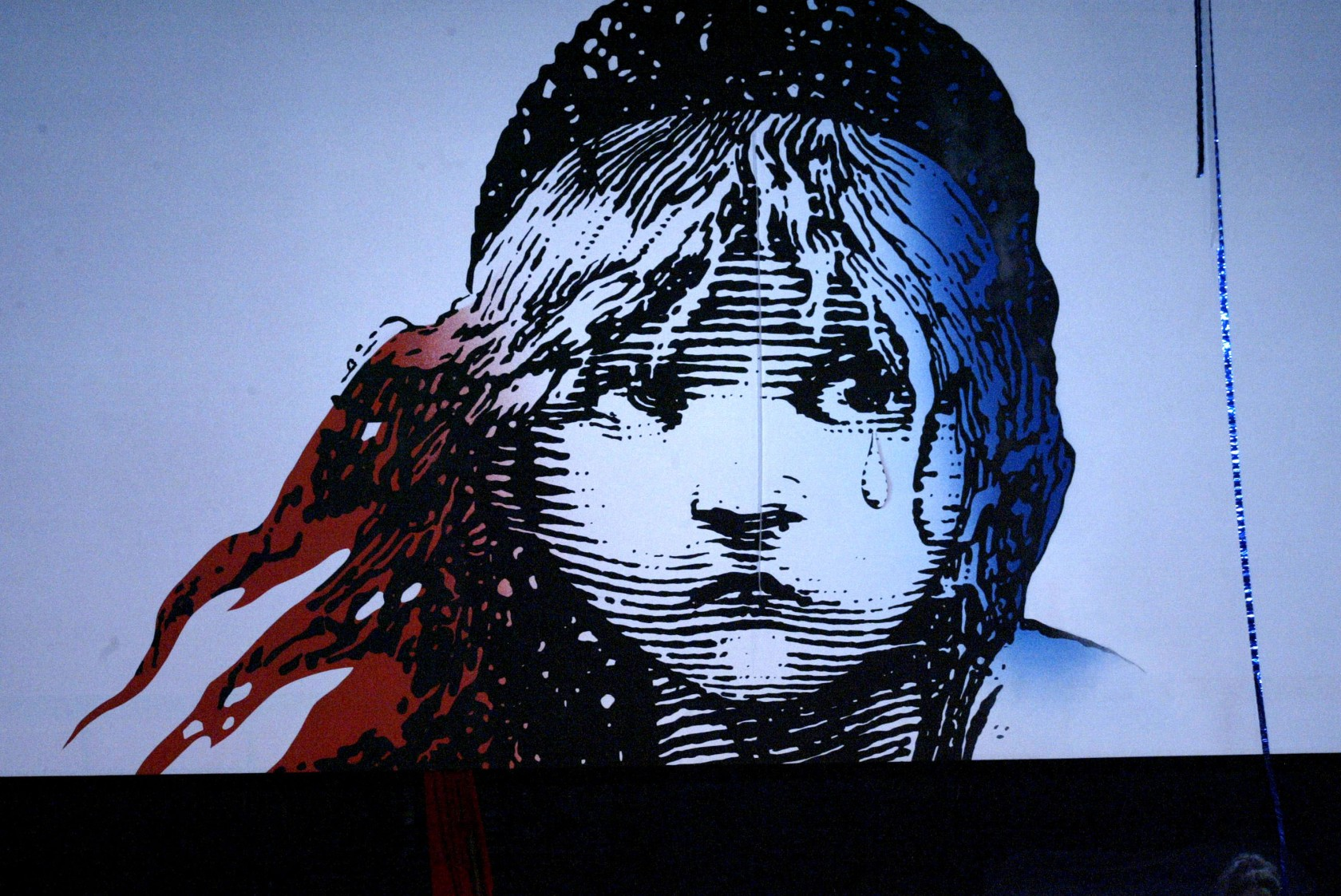 The Final Performance of Broadway's Long-Running Tony Award-Winning Musical 'Les Miserables'