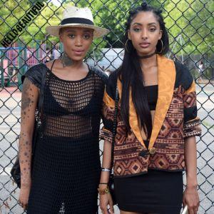 Fashion + Friends = Festival Fun!