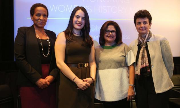 New York Women Celebrate History Month With FPWA