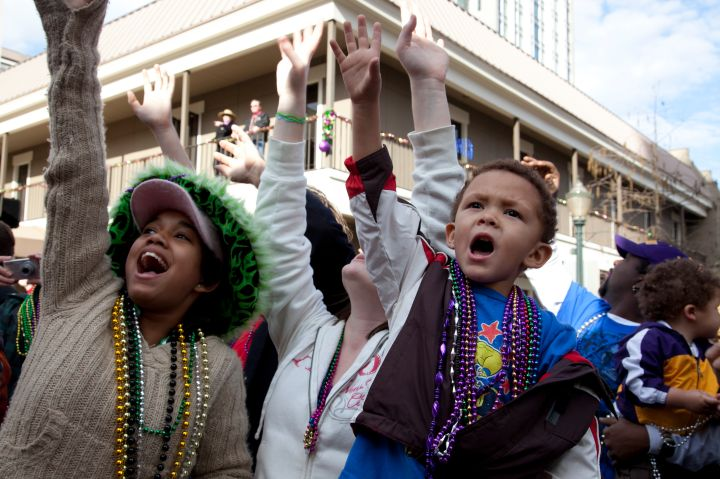 Go To Mardi Gras-At Least Once In Your Life!