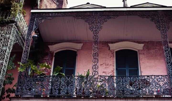Admire New Orleans' Gorgeous Architecture