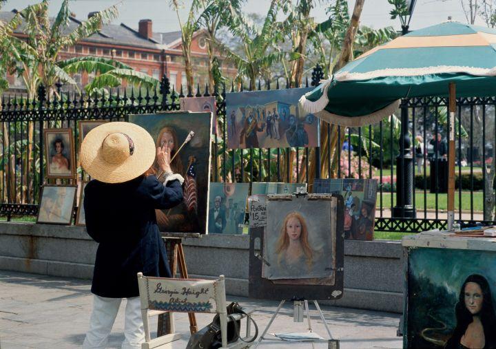 Buy Some New Orleans Street Art