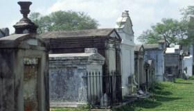 Garden Dist-Lafayette cemetery