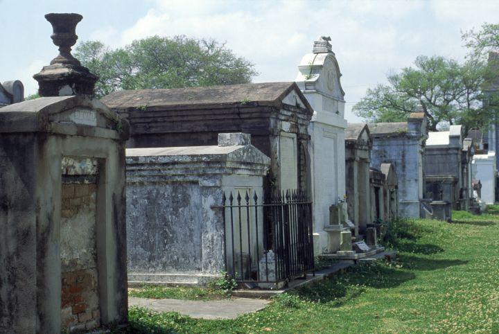 Walk Through Nola's Cemeteries: Lafayette & St. John's