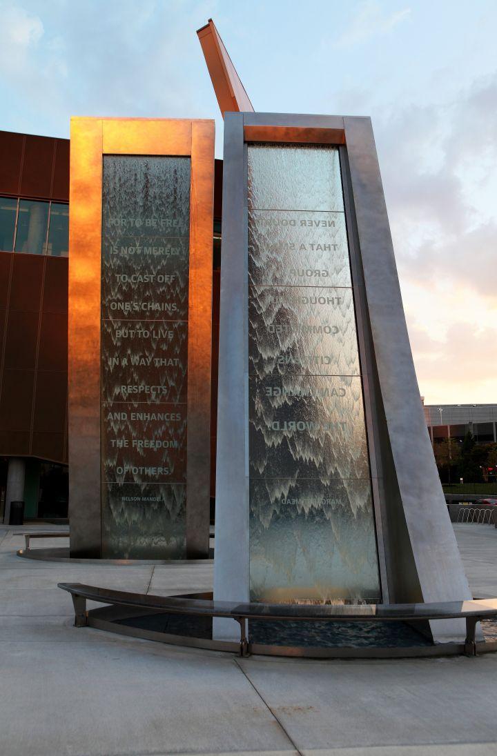 Visit Atlanta's Center For Civil And Human Rights