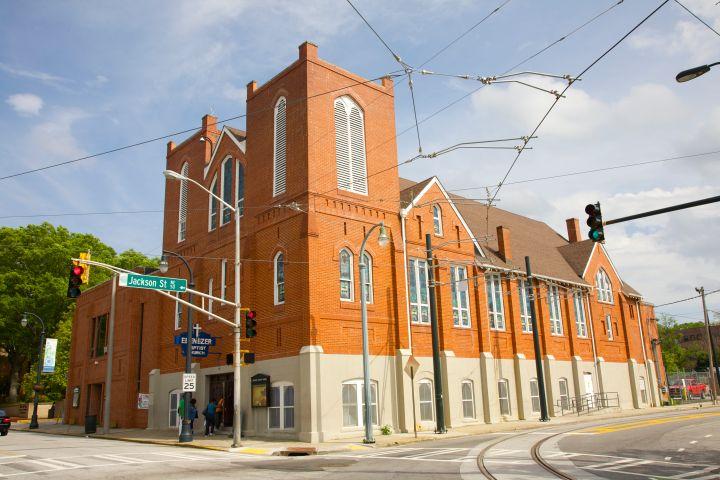 Join A Service At Ebenezer Baptist Church In Atlanta