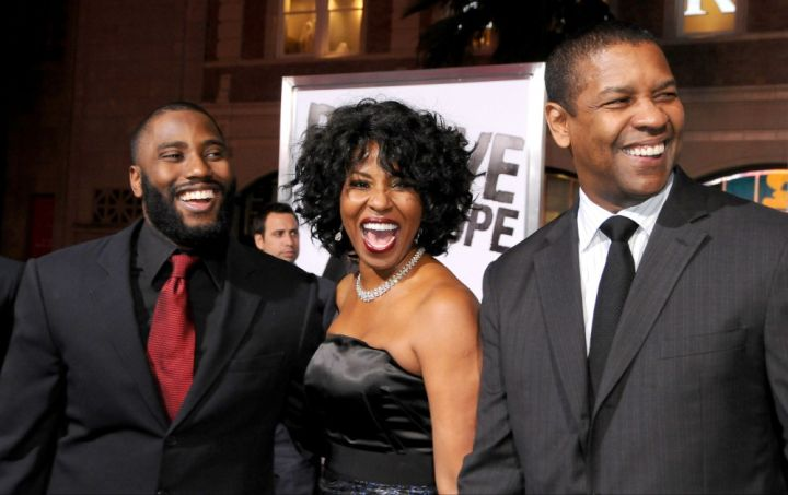 Denzel Washington And Family