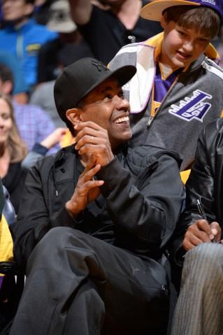 Houston Rockets v Los Angeles Lakers
