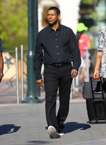 Celebrity Sightings In Los Angeles - September 25, 2014