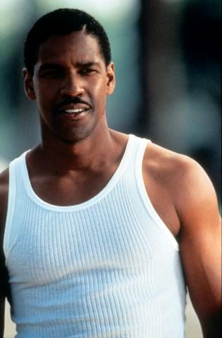 Denzel Washington In 'Devil In A Blue Dress'