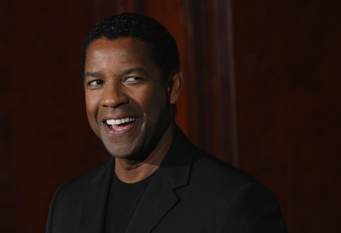 Denzel Washington Attends 'The Taking Of Pelham 123' Press Junket