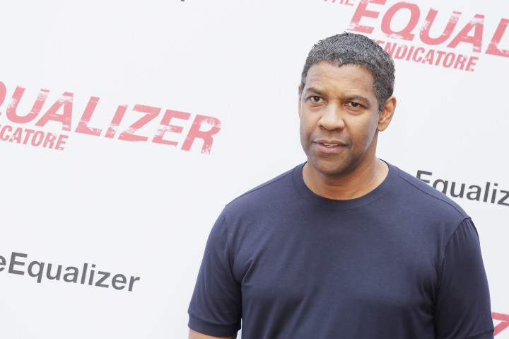 'The Equalizer' - Rome Photocall