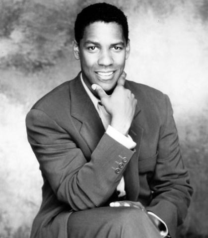 Denzel Washington Portrait