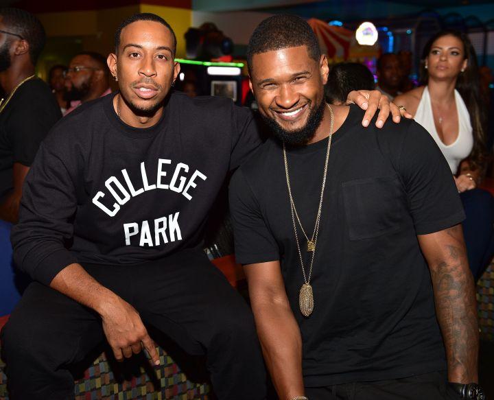 Ludacris and Usher