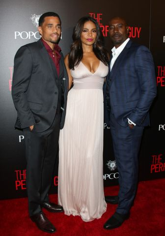 Premiere Of Screen Gems' 'The Perfect Guy' - Arrivals