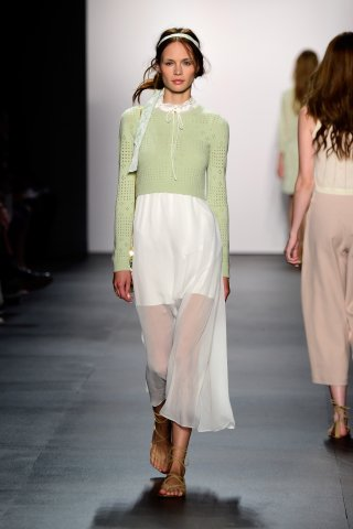 Erin Fetherston - Runway - Spring 2016 New York Fashion Week: The Shows